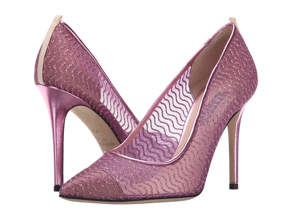 SJP by Sarah Jessica Parker - Barbie (William Pink Glitter) Women's Shoes