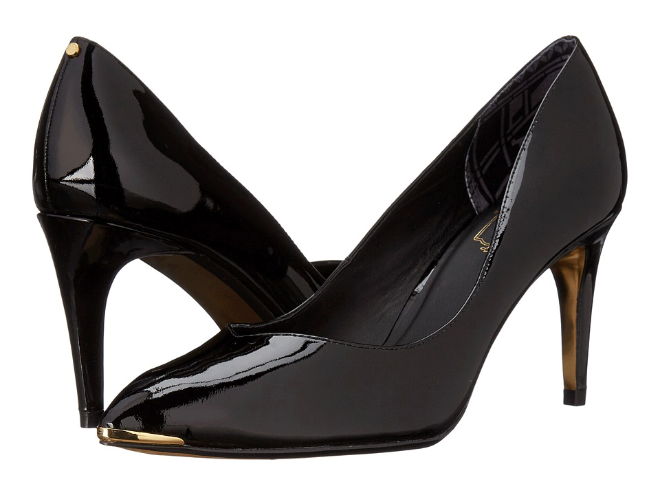 Ted Baker - Moniirra 3 (Black Patent) High Heels
