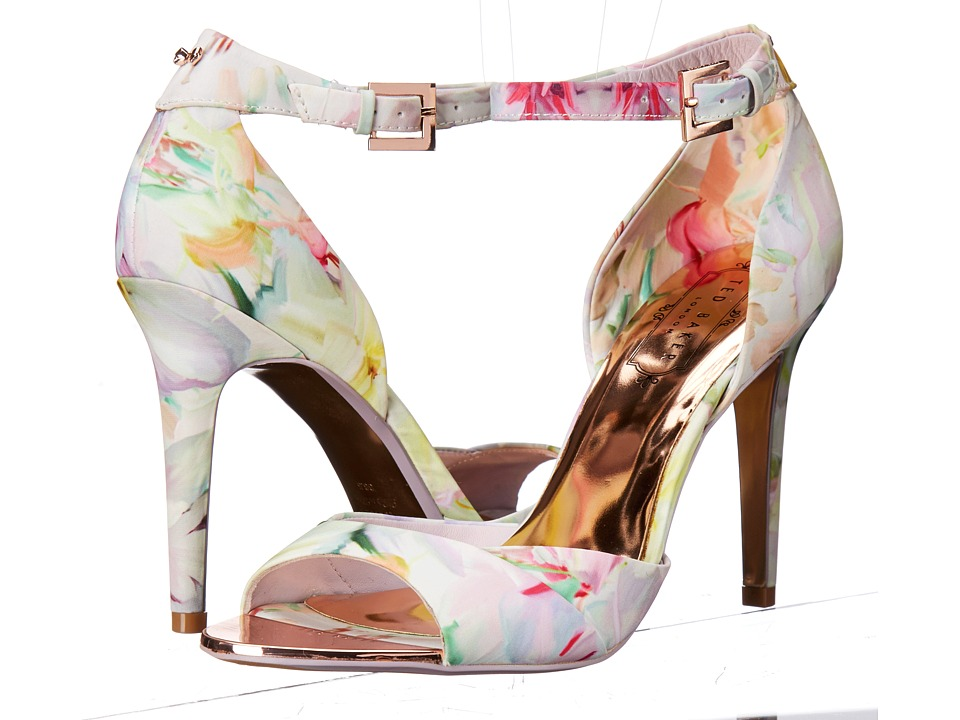 Ted Baker - Caleno (Hanging Gardens Textile) High Heels