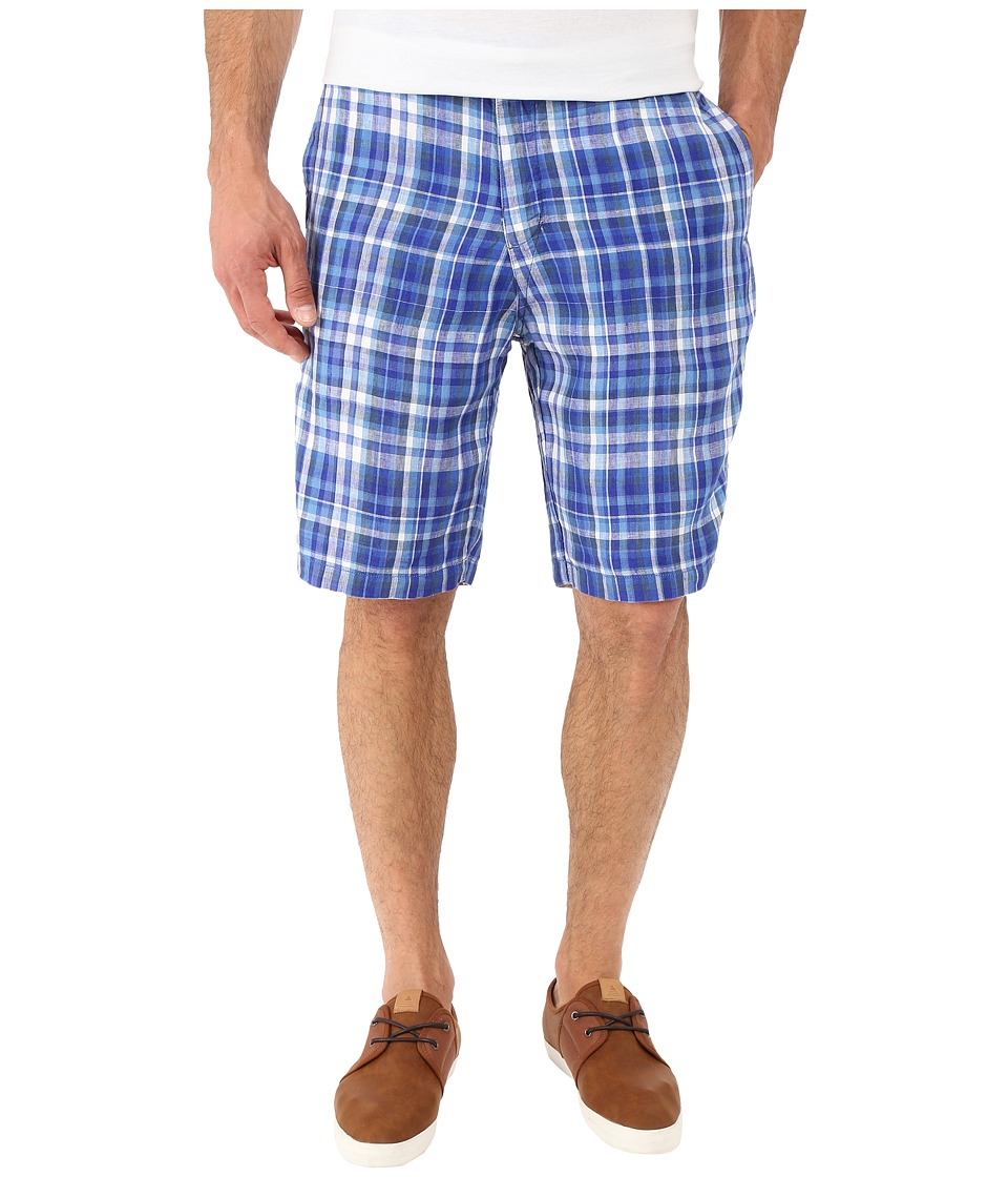Tommy Bahama - Twofer Reversible 10 Linen Short (Maritime) Men's Shorts