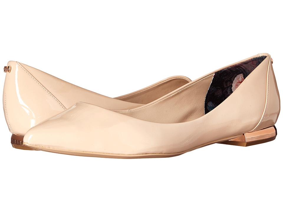 Ted Baker - Izlar 2 (Nude Patent) Women's Shoes