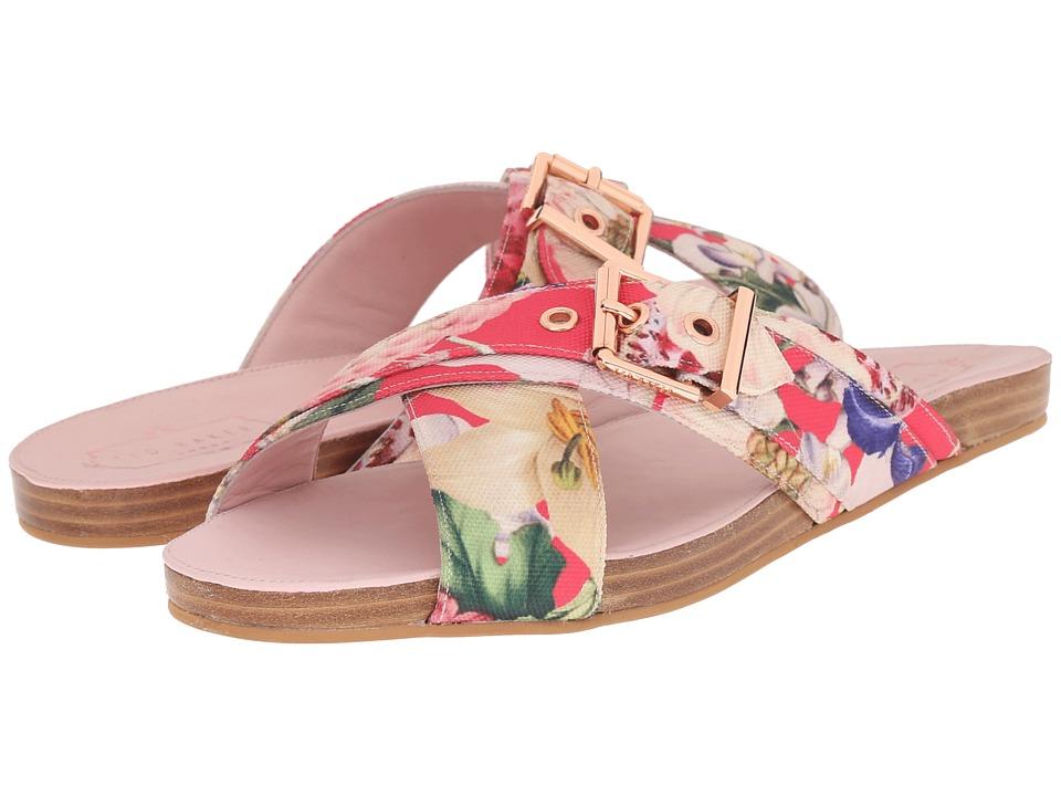 Ted Baker - Lapham (Encyclopaedia Floral Textile) Women's Sandals