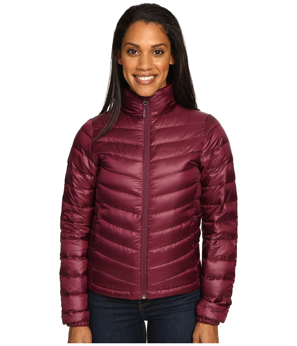 Marmot - Jena Jacket (Dark Purple) Women's Coat