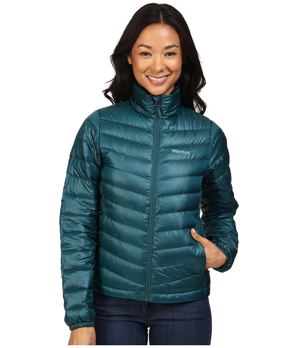 Marmot - Jena Jacket (Deep Teal) Women's Coat