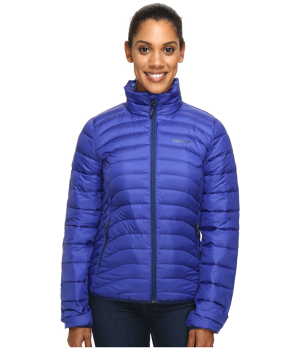Marmot - Aruna Jacket (Royal Night) Women's Coat