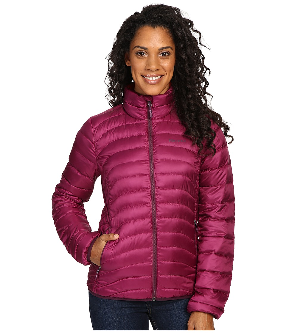 Marmot - Aruna Jacket (Magenta) Women's Coat