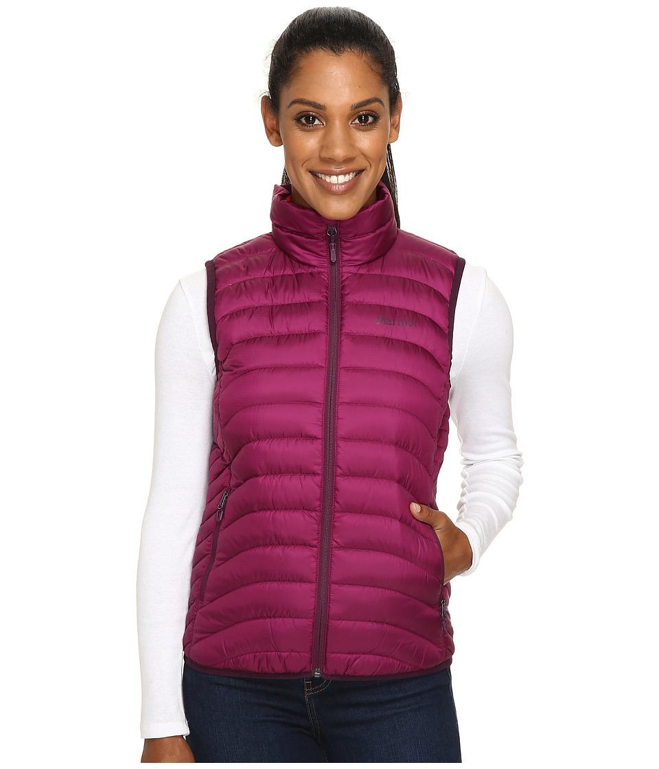 Marmot - Aruna Vest (Magenta) Women's Vest