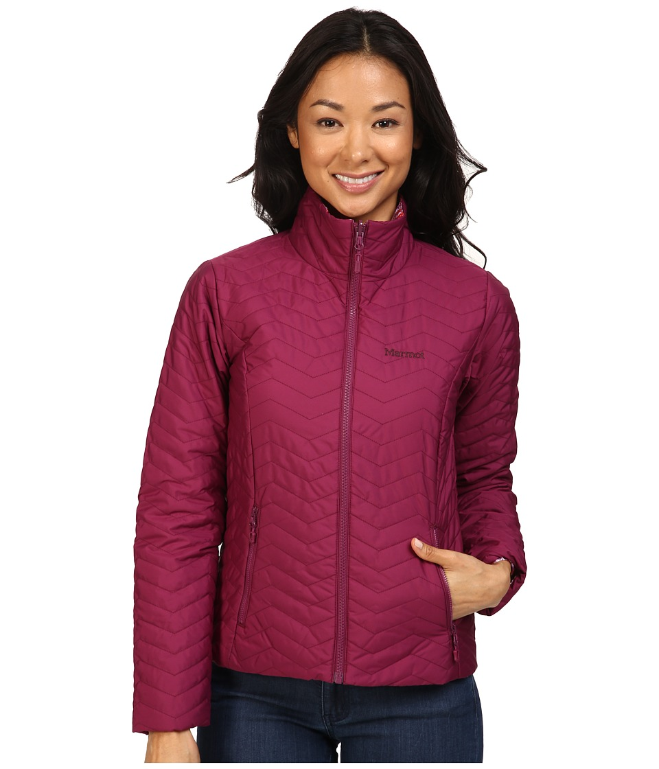 Marmot - Turncoat Jacket (Magenta/Magenta Ice) Women's Coat