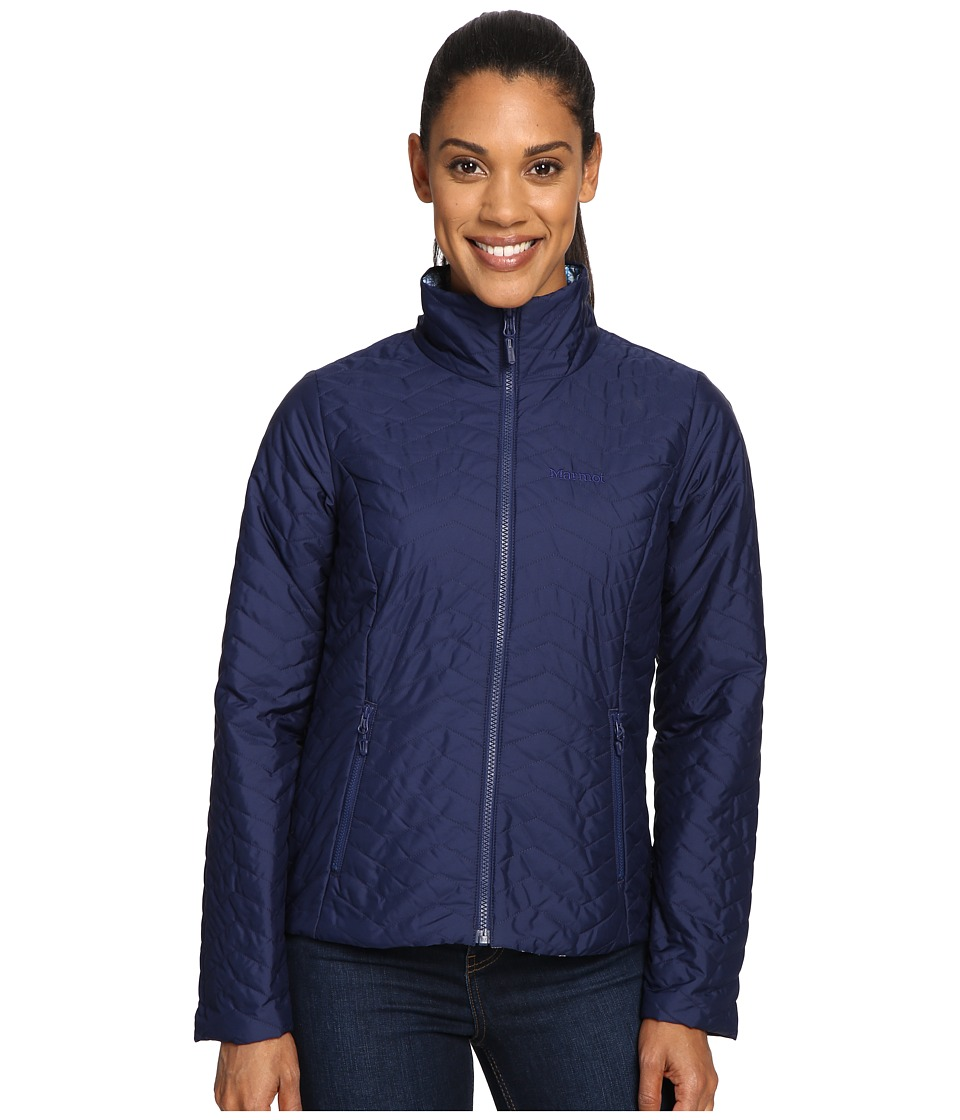 Marmot - Turncoat Jacket (Arctic Navy/Arctic Navy Ice) Women's Coat
