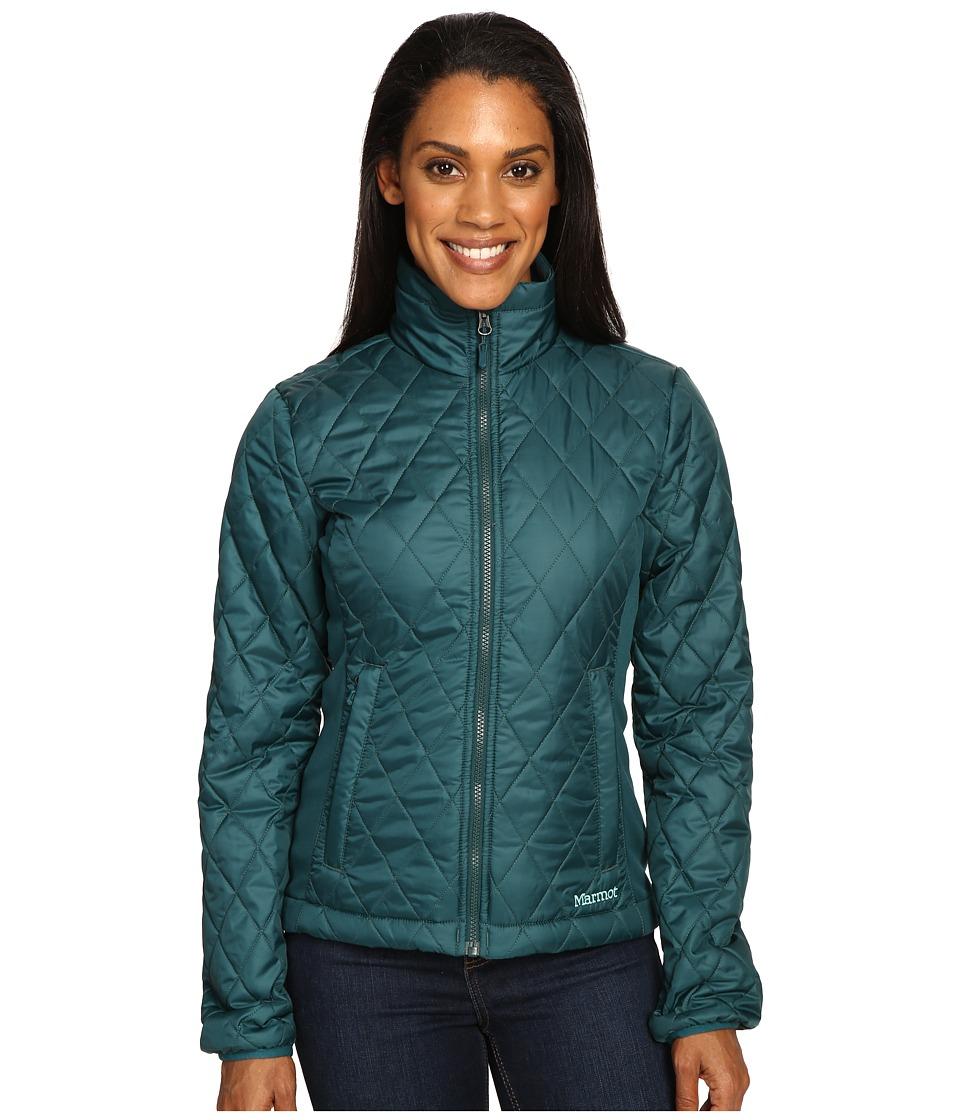 Marmot - Kitzbuhel Jacket (Deep Teal) Women's Coat
