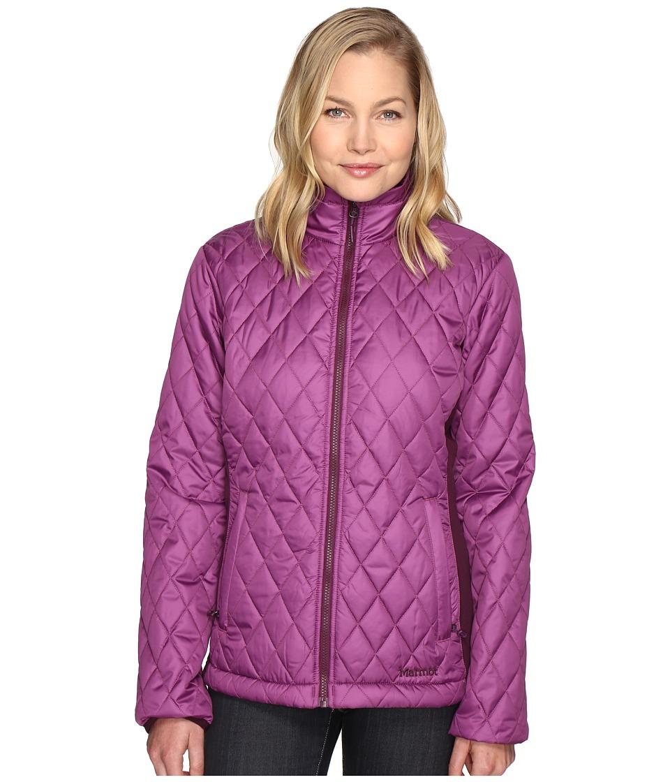 Marmot - Kitzbuhel Jacket (Amethyst) Women's Coat