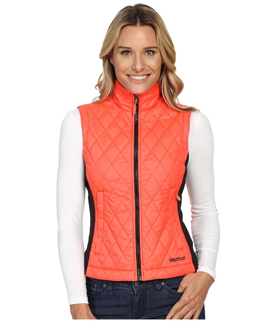 Marmot - Kitzbuhel Vest (Neon Coral) Women's Vest