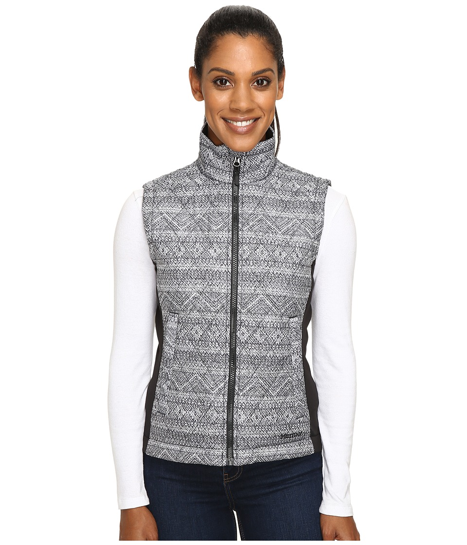 Marmot Kitzbuhel Vest (Black Chile) Women