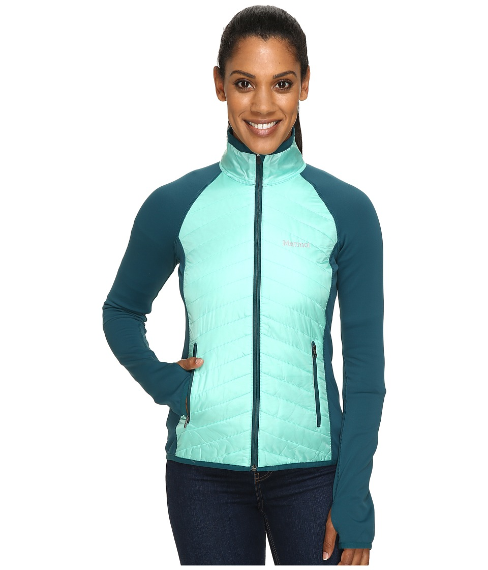 Marmot Variant Jacket (Celtic/Deep Teal) Women