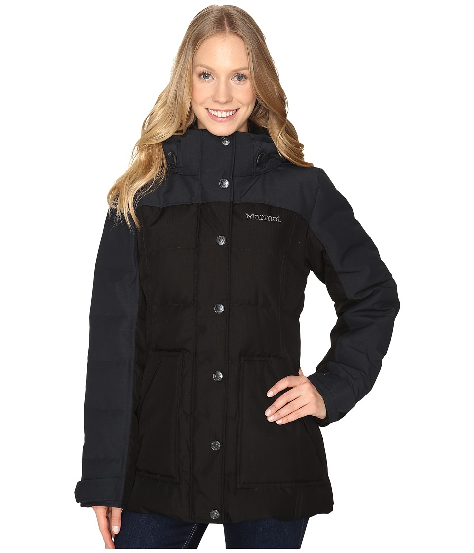 Marmot - Southgate Jacket (Black) Women's Coat