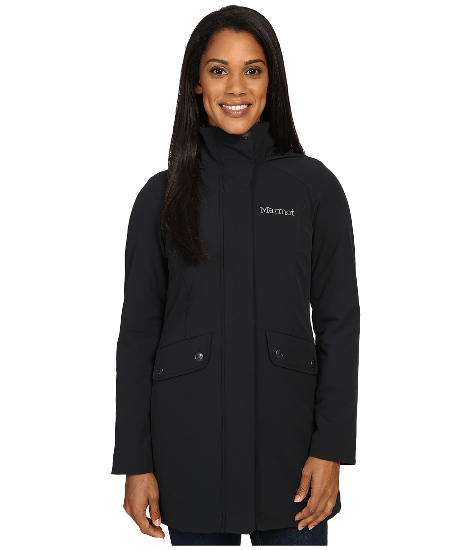 Marmot - Edenmore Jacket (Black) Women's Coat