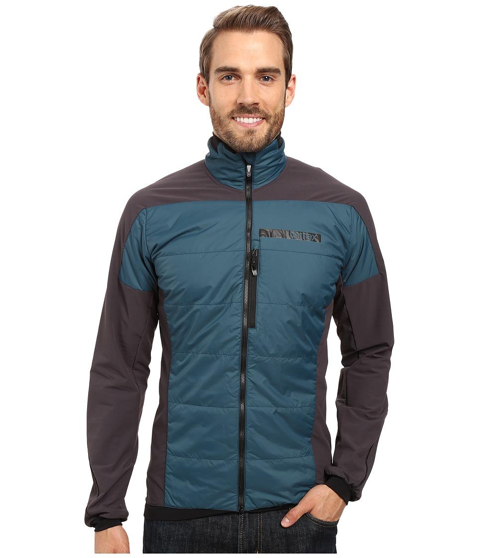 adidas Outdoor - Terrex Skyclimb Insulation Jacket 2 (Utility Black) Men's Coat