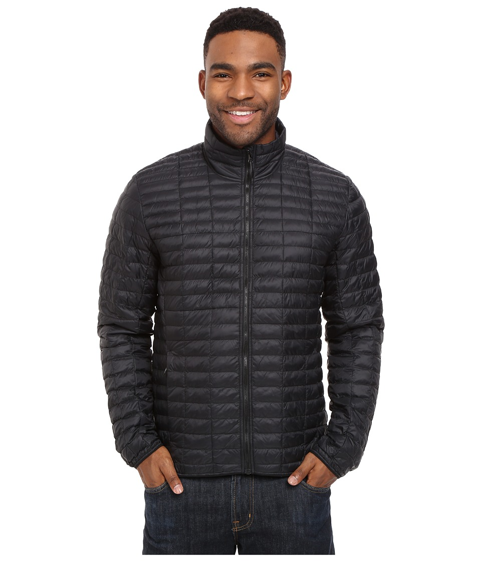 adidas Outdoor - Flyloft Jacket (Black/Utility Black) Men's Coat