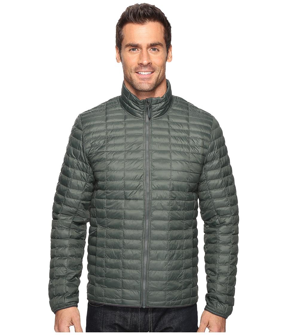 adidas Outdoor - Flyloft Jacket (Utility Ivy/Utility Black) Men's Coat