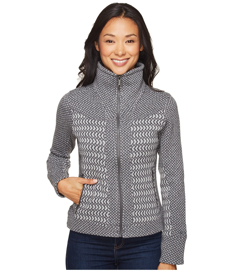 Marmot - Gwen Sweater (Slate Grey) Women's Sweater