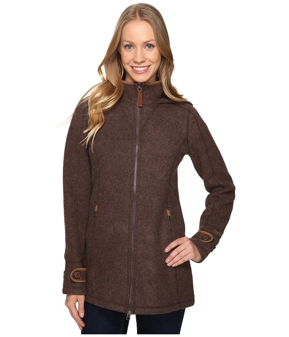Marmot Eliana Sweater (Shitake) Women
