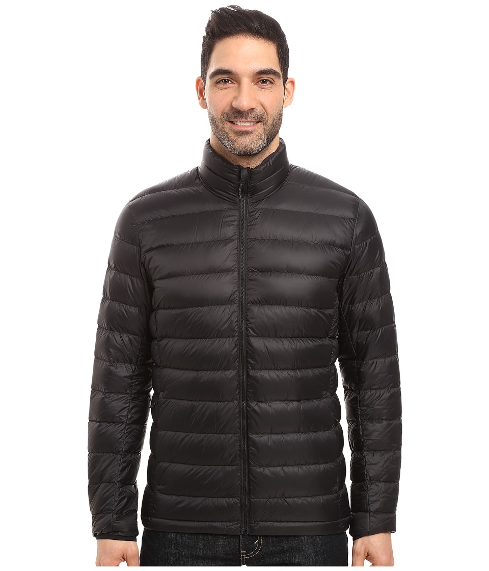 adidas Outdoor - Light Down Jacket (Black/Utility Black) Men's Coat