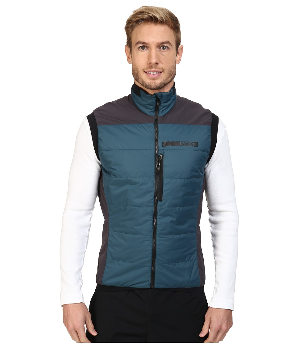 adidas Outdoor - Terrex Skyclimb Insulation Vest 2 (Utility Black) Men's Vest
