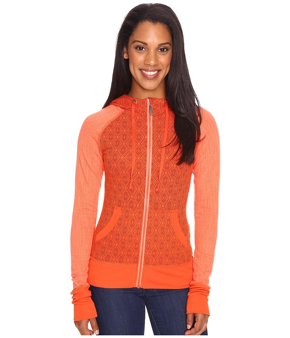 Marmot - Callie Hoodie (Kashmir) Women's Sweatshirt