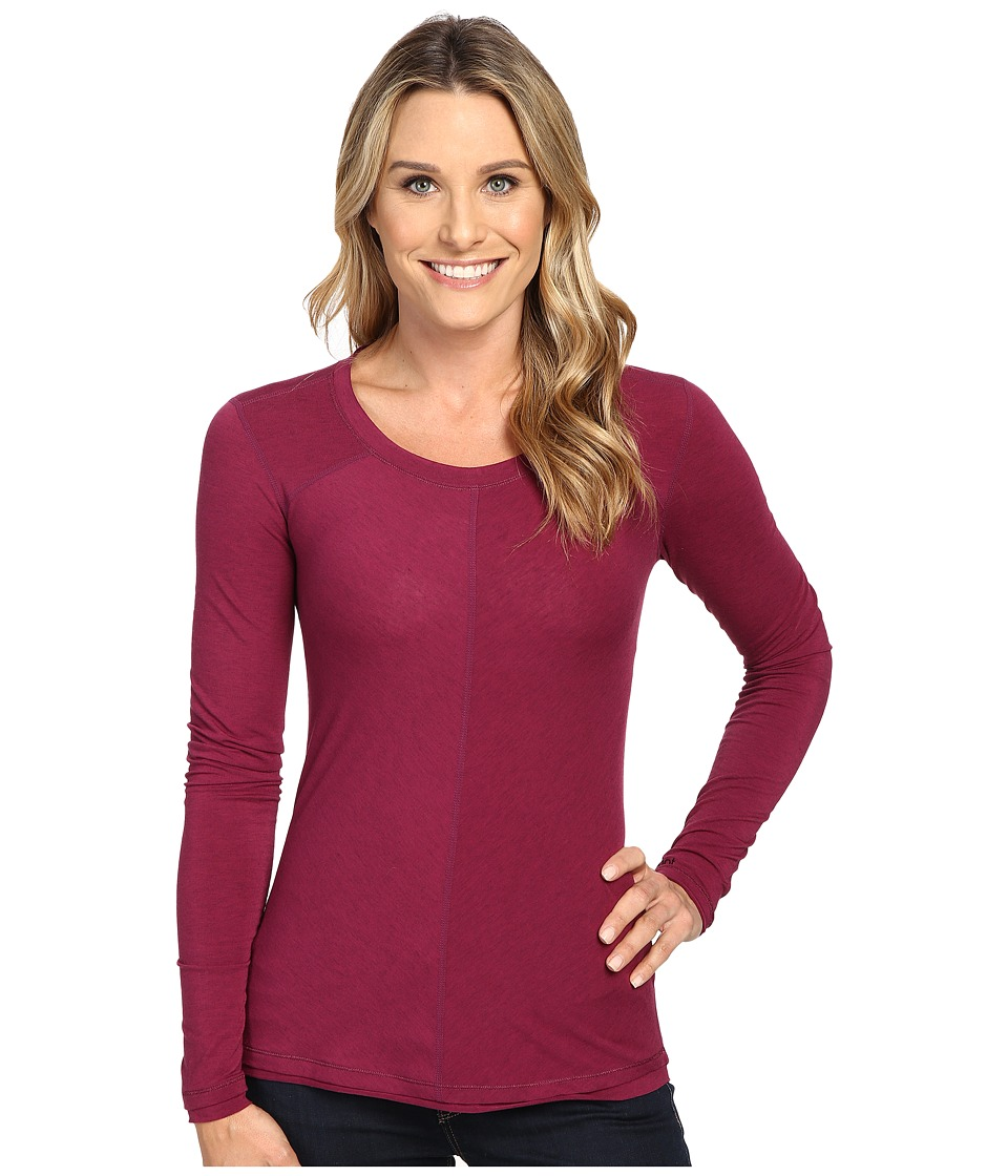 Marmot - Molly Long Sleeve (Magenta) Women's Long Sleeve Pullover