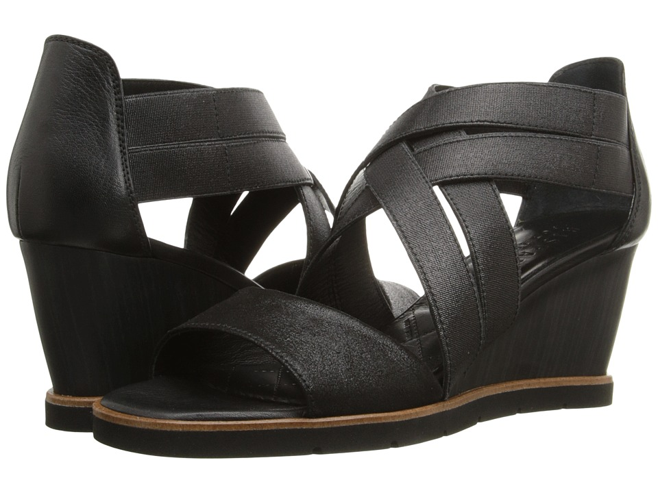 Hispanitas - Rory (Magic Black/Sauvage Black) Women's Wedge Shoes