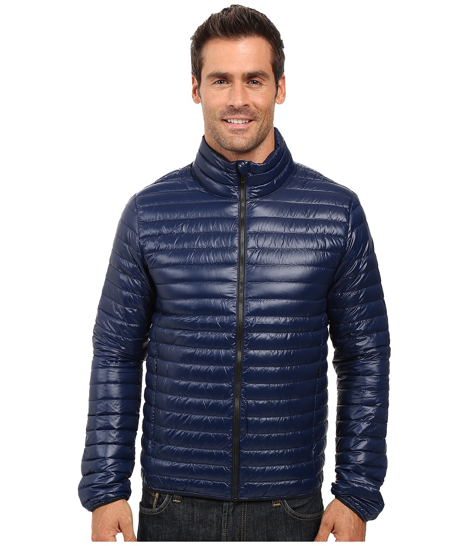 adidas Outdoor - Super Lightweight Down Jacket (Collegiate Navy) Men's Coat