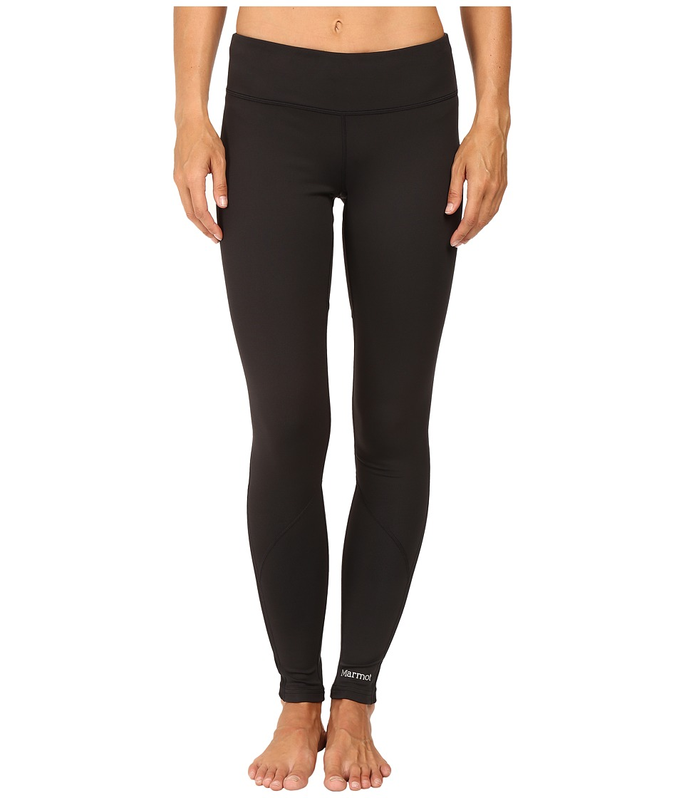Marmot - Interval Tights (Black) Women's Casual Pants