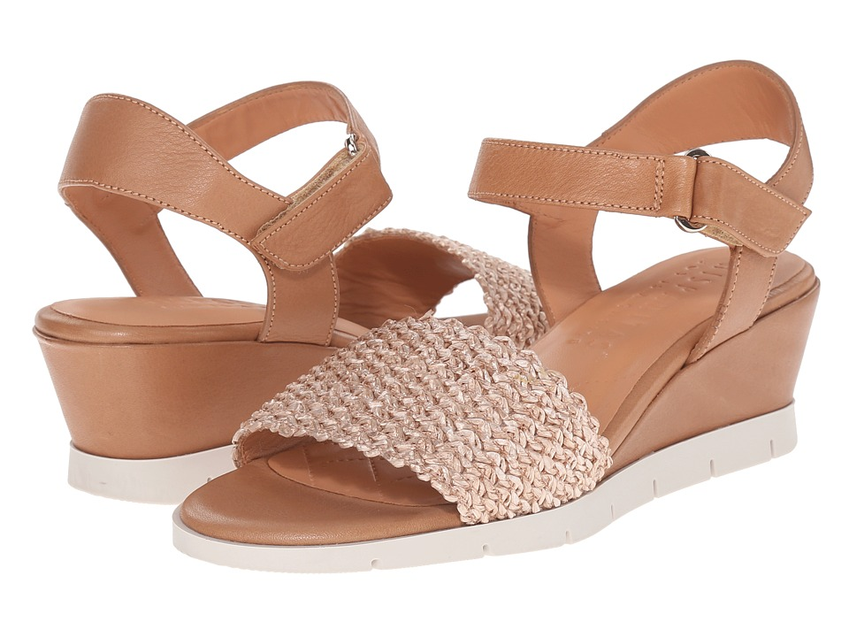 Hispanitas - Calista (Straw/Avena) Women's Wedge Shoes