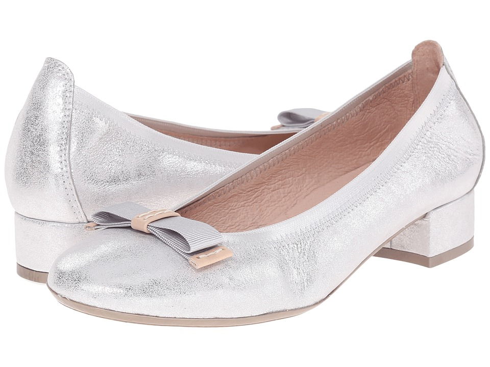 Hispanitas - Cassidy (Magic Silver) Women's Flat Shoes