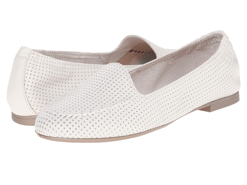 Hispanitas - Judith (Sauvage White) Women's Flat Shoes
