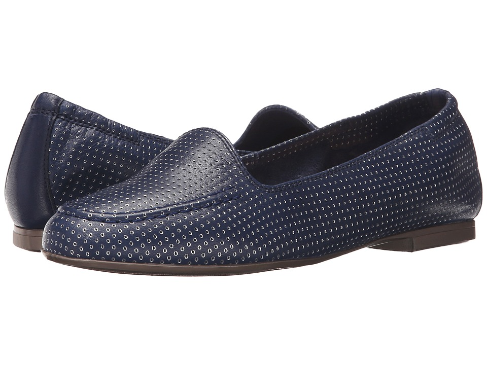 Hispanitas - Judith (Sauvage Jeans Perforated) Women's Flat Shoes