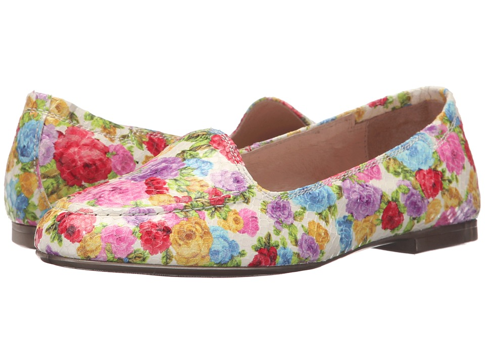 Hispanitas - Jaqueline (Garden Mulit) Women's Flat Shoes