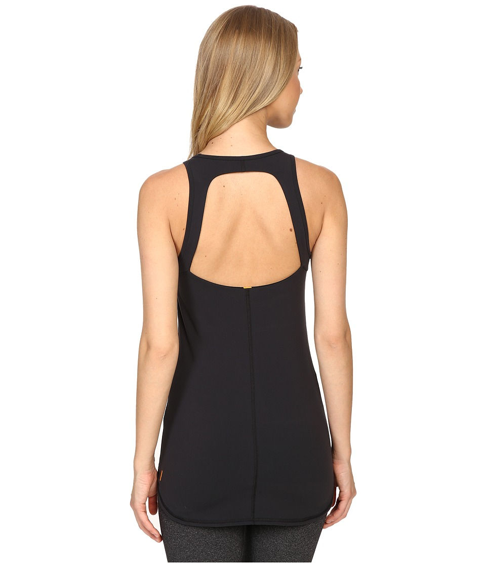 Lucy - Begin Within Tank Top (Lucy Black) Women's Sleeveless