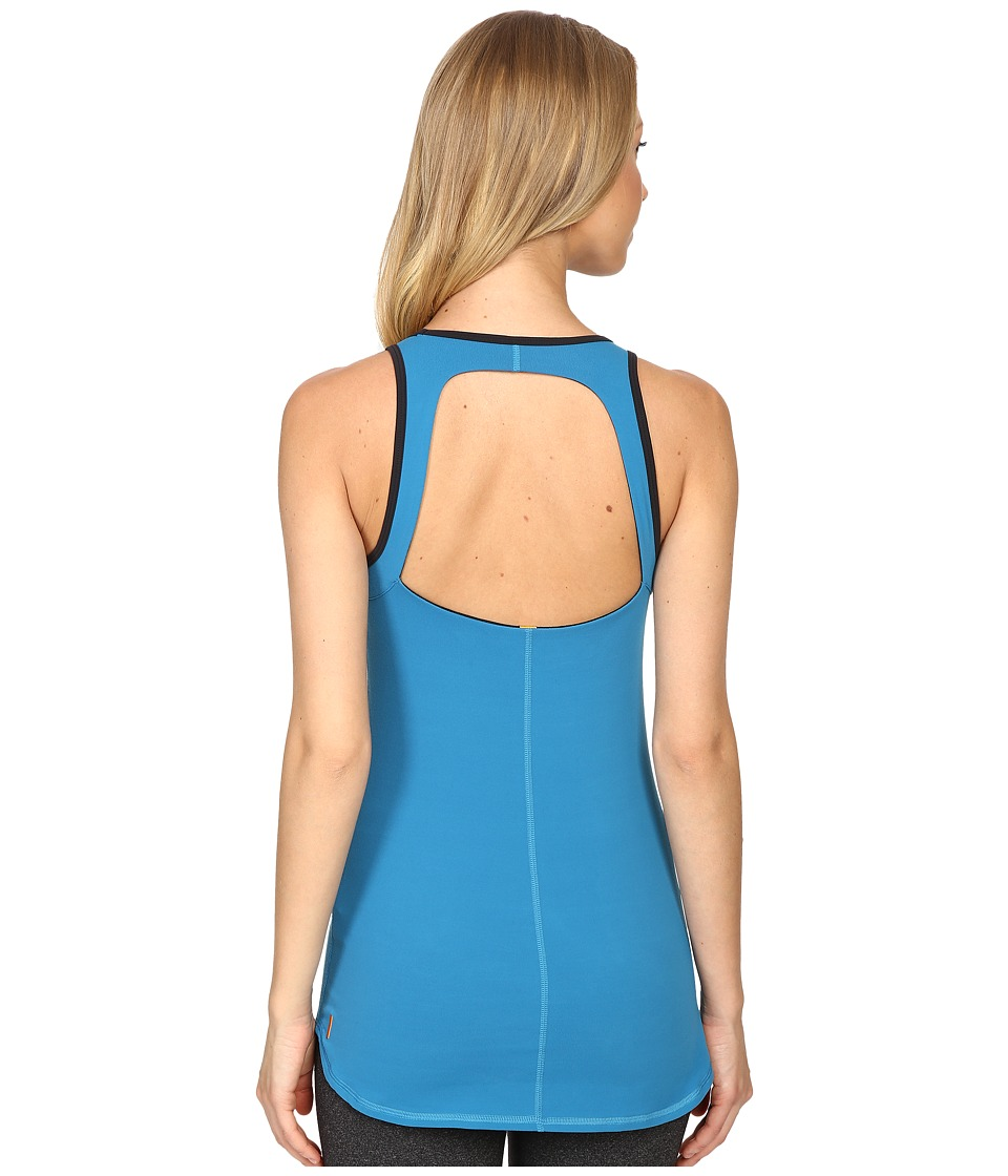 Lucy - Begin Within Tank Top (Cyprus) Women's Sleeveless