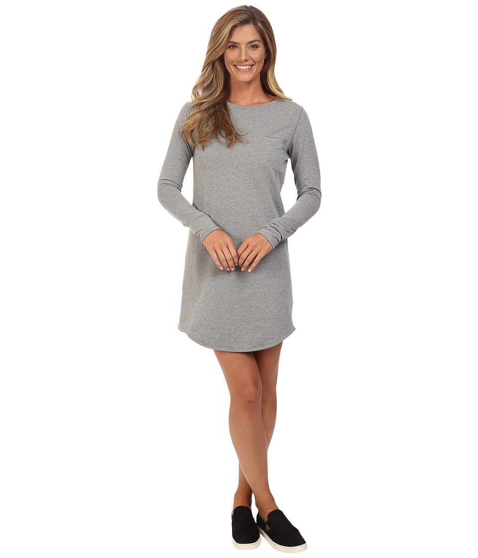 Lucy - Everyday Dress (Silver Filigree Heather) Women's Dress