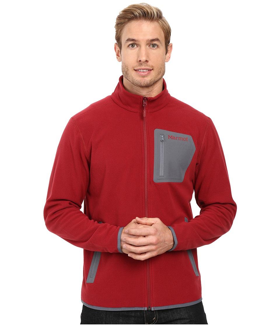 Marmot - Rangeley Jacket (Brick) Men's Coat