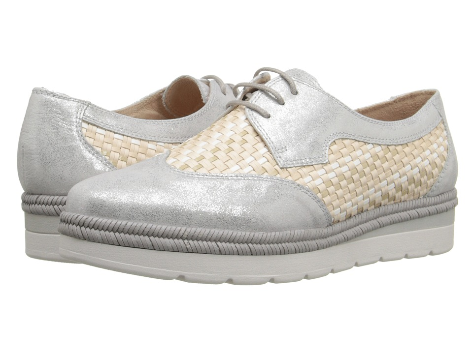 Hispanitas - Leslee (Magic Plata/Trenzaso Natural) Women's Shoes