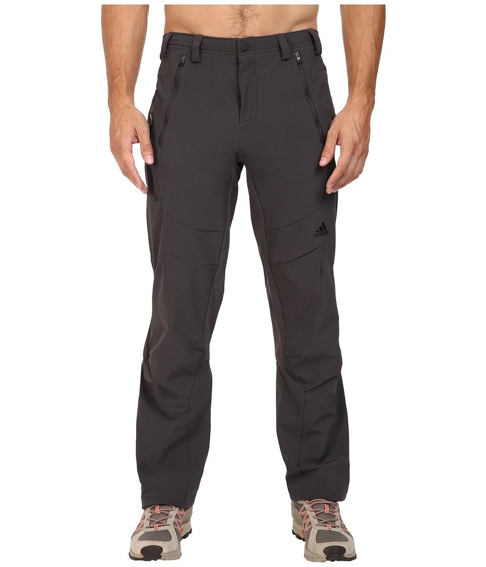 adidas Outdoor - Swift Allseason Pants (Utility Black) Men's Casual Pants