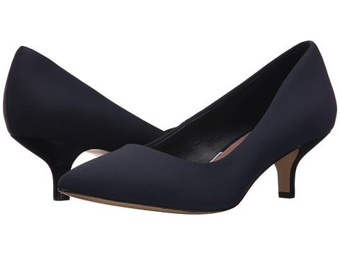 Donald J Pliner - Gali (Navy) Women's Shoes