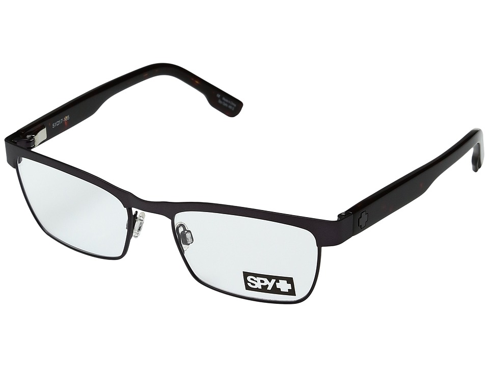 Spy Optic - Paxton (Matte Amethyst/Dark Tort) Sport Sunglasses