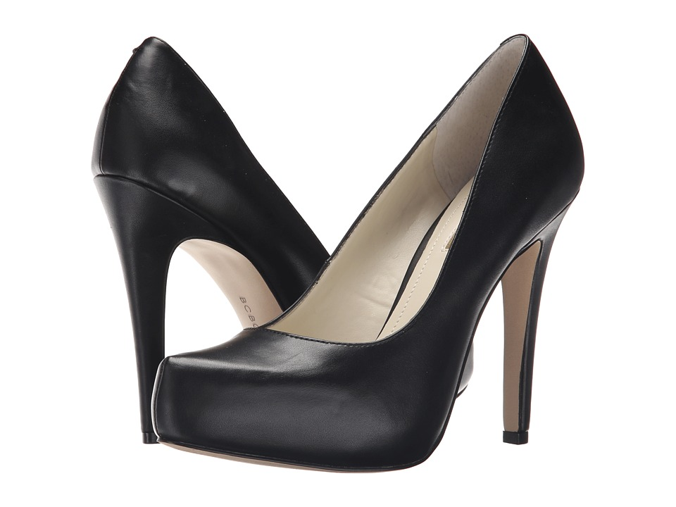 BCBGeneration - Parade (Black Soft Nappa PU) High Heels