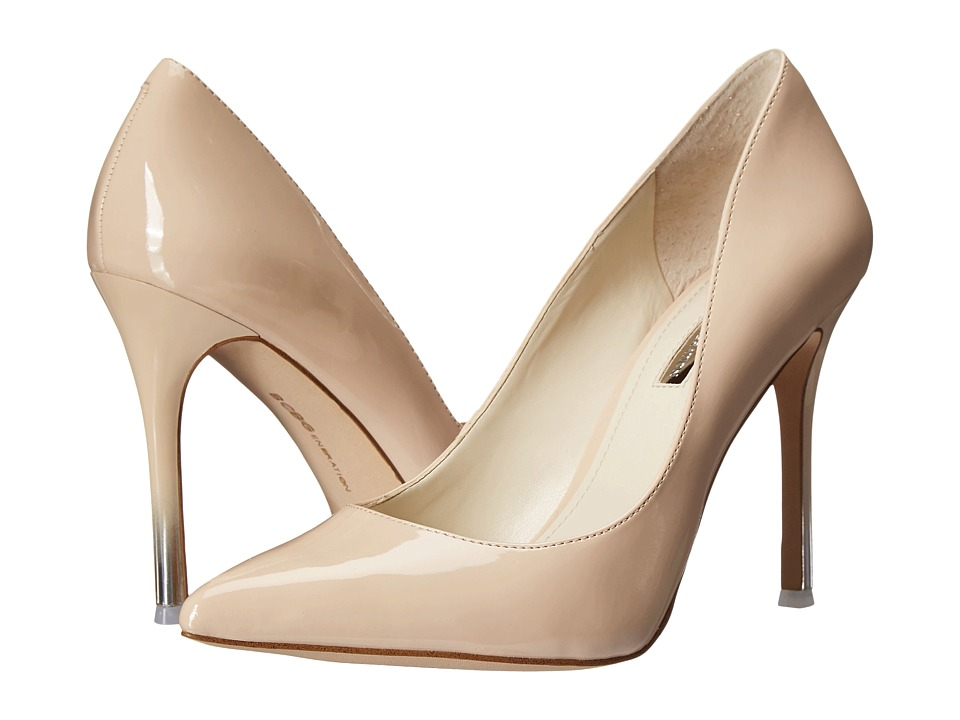 BCBGeneration - Treasure (Nude Blush Patent PU) High Heels