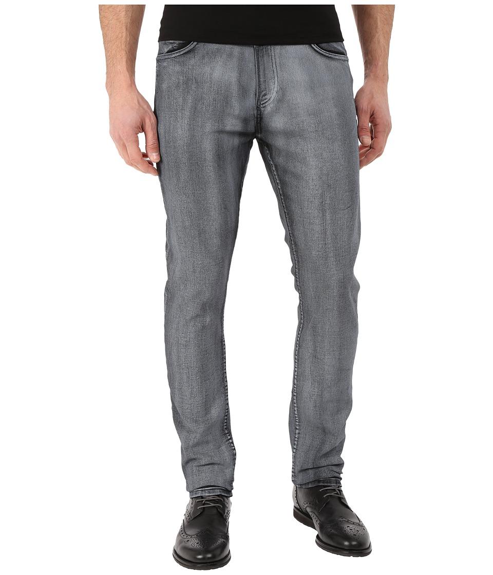 Calvin Klein Jeans - Slim Denim in Charred Black (Charred Black) Men