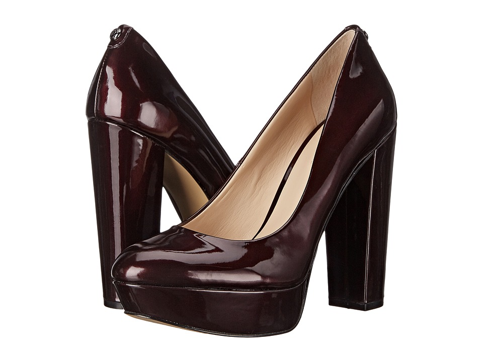 GUESS - Padey (Burgundy) High Heels
