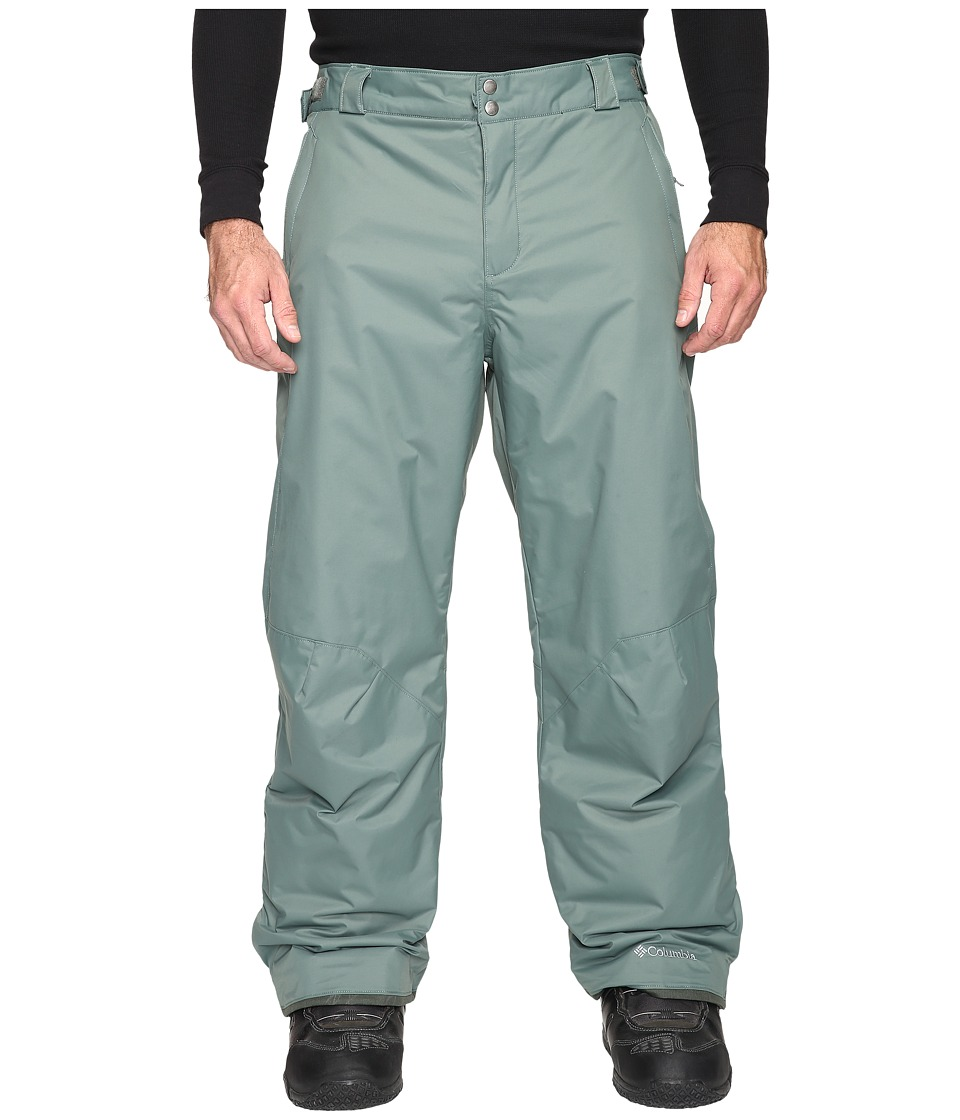 Columbia - Bugaboo II Pant - Tall (Pond) Men's Outerwear